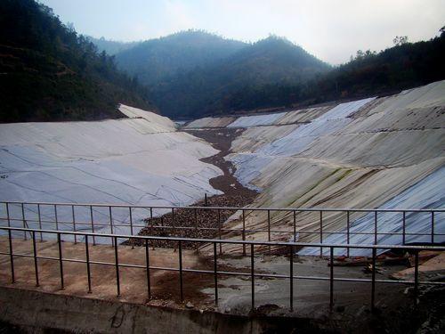 马边彝族自治县城市生活垃圾处理场